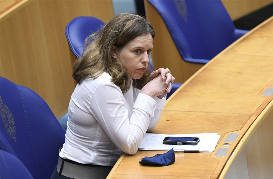 Demissionair landbouwminister Carola Schouten erkende in debat met de Tweede Kamer dat de NVWA binnen de controle op het gebruik van illegale middelen kijkt naar de middelen met de grootste risico's. Foto: ANP