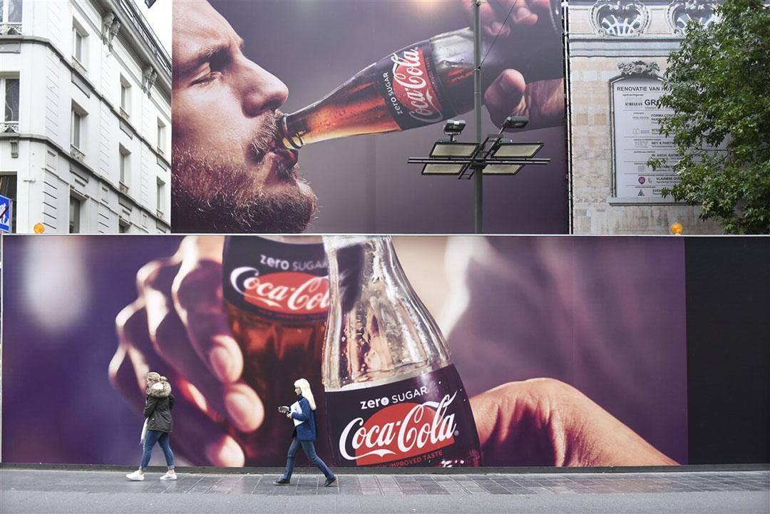 Coca-Cola, BMW en andere grote bedrijven sponsoren al ruim vijftien jaar het halfjaarlijks roulerende voorzitterschap van de Raad van de Europese Unie. - Foto: ANP
