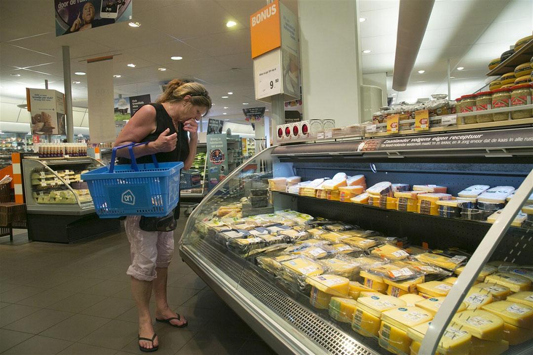 Door een hack bij de transporteur ondervinden supermarkten problemen bij de kaaslevering. - Foto: ANP