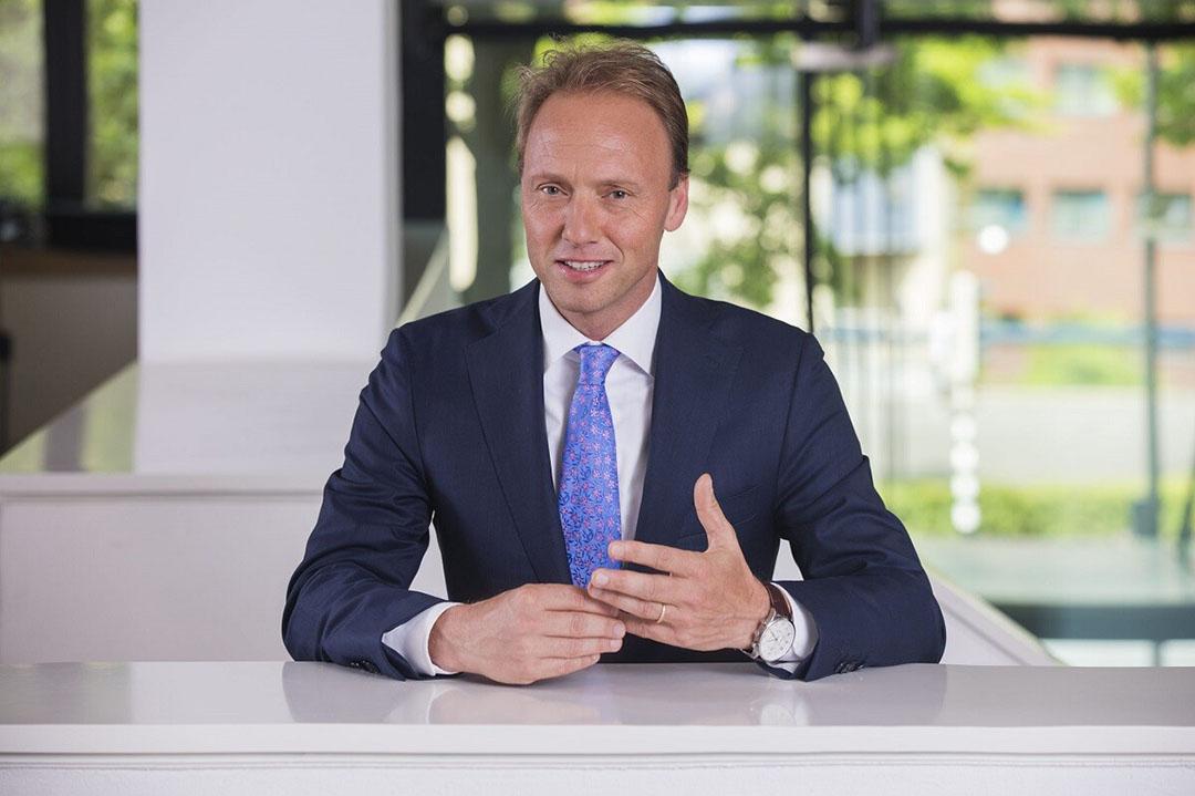 Volgens CEO Hein Schumacher zijn Indonesië, de Filipijnen en Maleisië de exportmarkten die momenteel de meeste winst aanbrengen. - Foto: FrieslandCampina