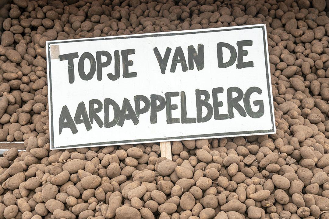 Aardappelen die niets opleveren, worden wat betreft Agractie verleden tijd. - Foto: ANP