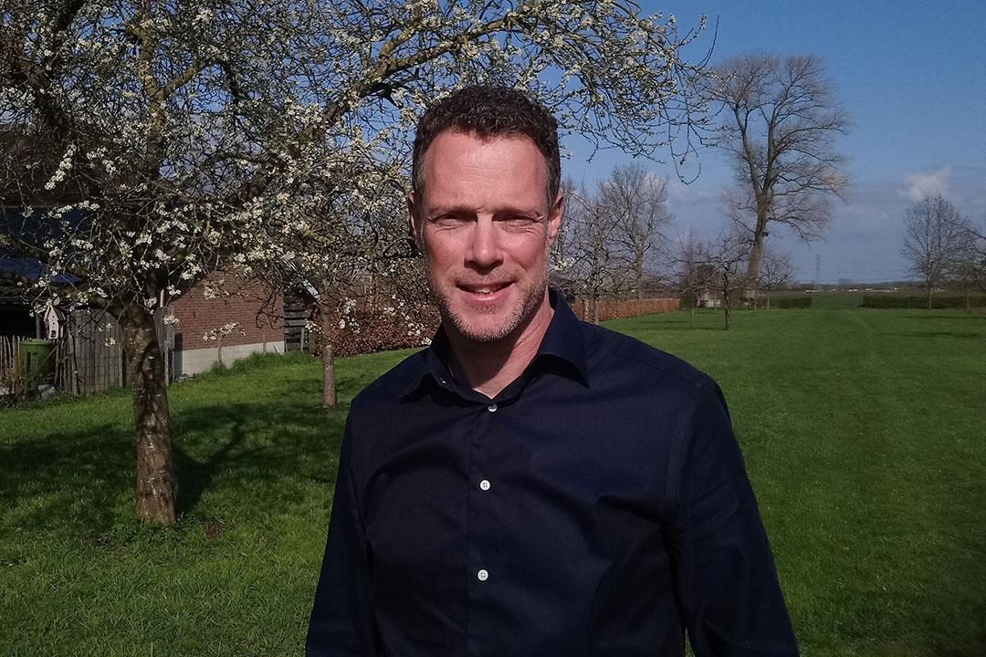 Rembert van Noort (48) is sinds deze maand directeur van DFS.
