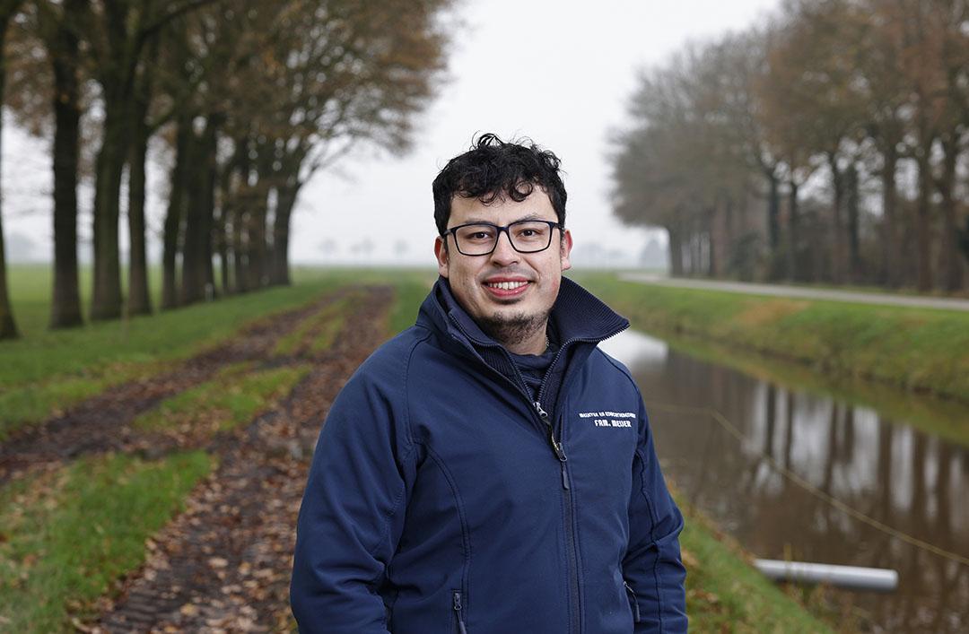 NAJK-voorzitter Roy Meijer. - Foto: Ruud Ploeg