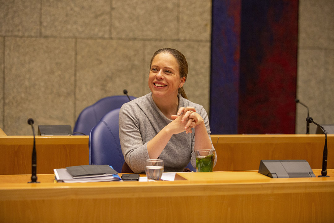 Demissionair minister Carola Schouten. - Foto: Roel Dijkstra