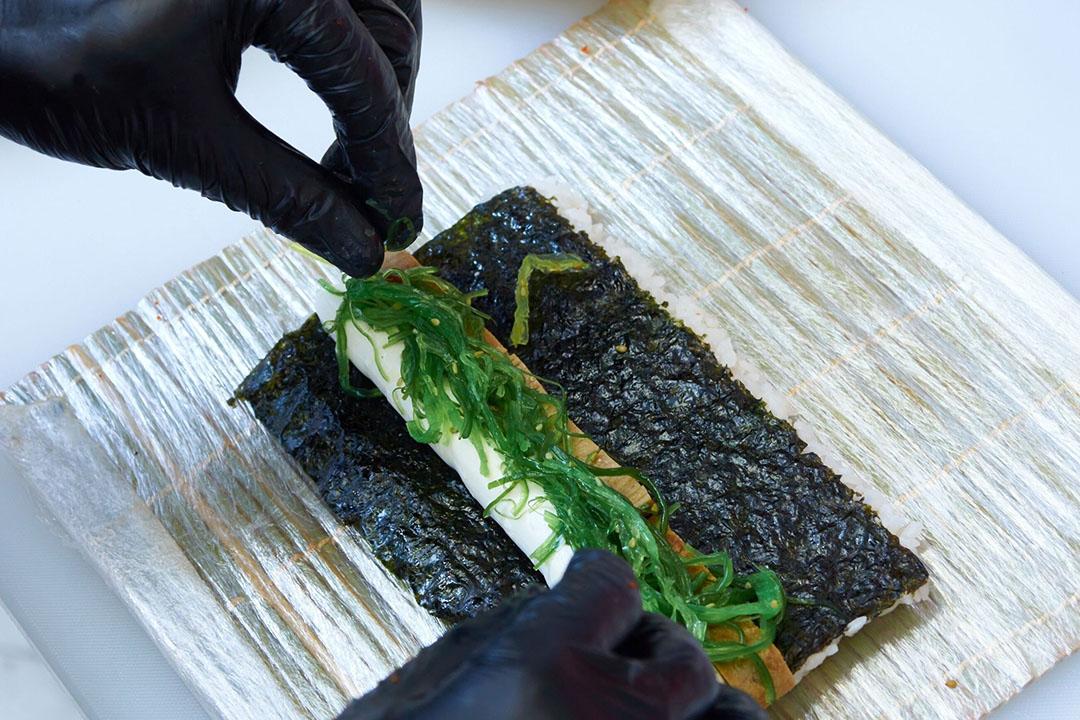 Koken met algen en zeewier is nog verre van normaal in de Westerse cultuur. Foto: Canva