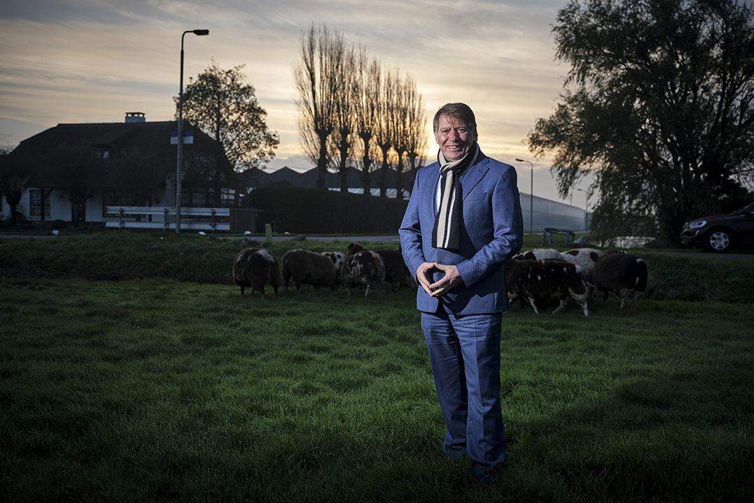 Van der Tak benadrukt dat LTO positief kijkt naar de visie en zegt de omslag in het denken te steunen. Foto: Roel Dijkstra