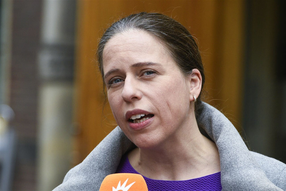 Demissionair landbouwminister Carola Schouten. - Foto: ANP