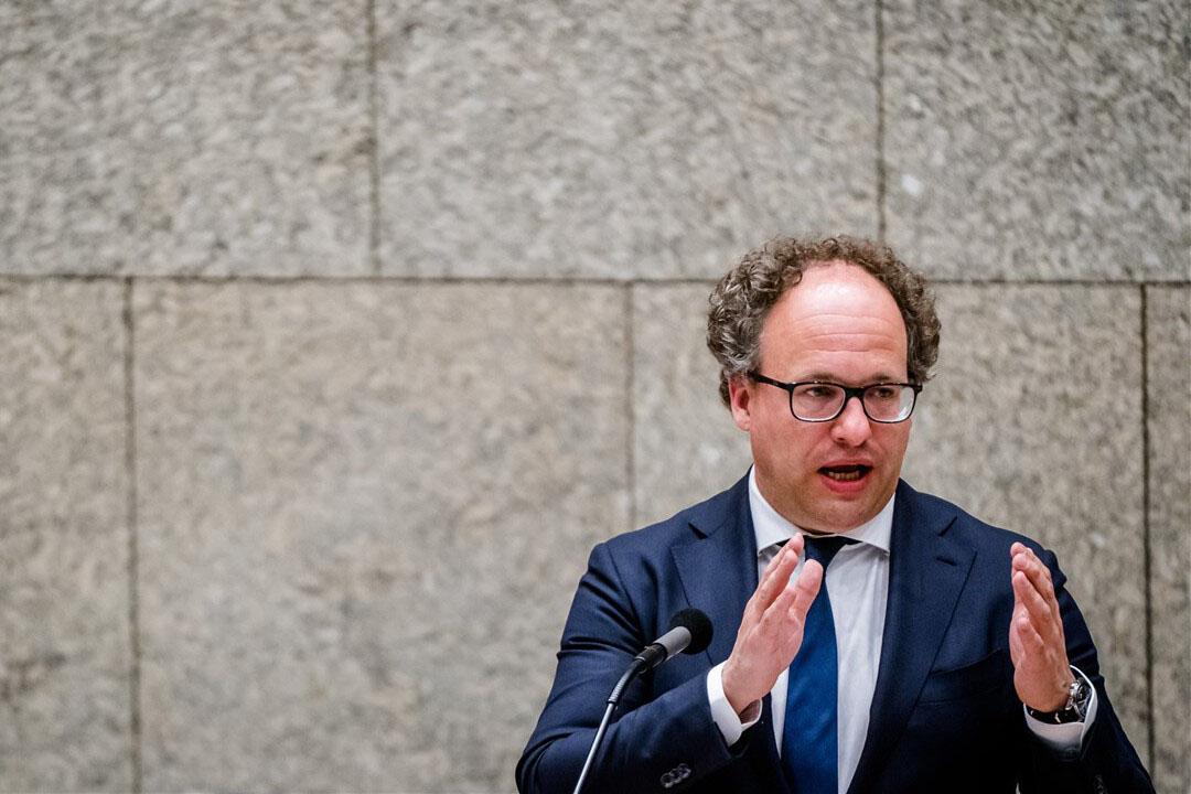Demissionair Minister Wouter Koolmees van Sociale Zaken en Werkgelegenheid - Foto: ANP