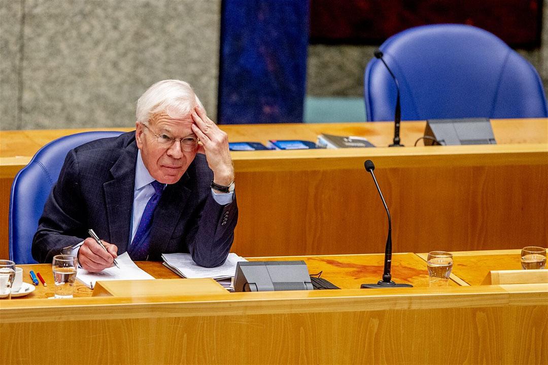 Pogingen om het vertrouwen terug winnen, bleken afgelopen woensdag tijdens een Kamerdebat over het formatierapport van Tjeenk Willink niet zo succesvol. - Foto: ANP