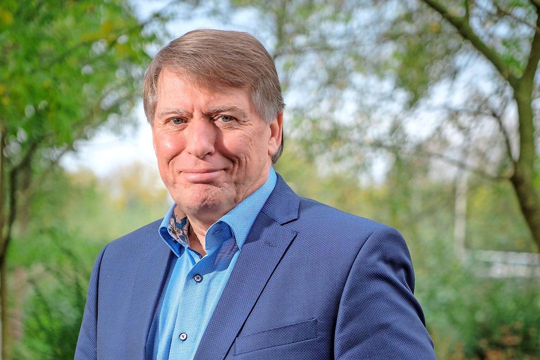 """LTO-voorzitter Sjaak van der Tak: """"We helpen de ondernemers in plaats van op uitrookbeleid te wachten."""" - Foto: Fred Libochant"""