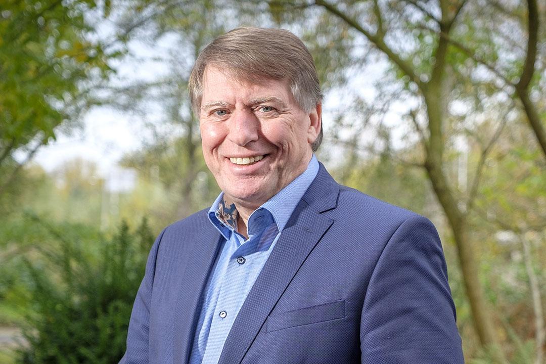 Voorzitter LTO Nederland Sjaak van der Tak. - Foto: Fred Libochant