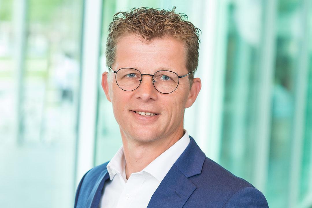 Jeroen van den Hurk is sectorspecialist pluimveehouderij bij Rabobank. - Foto: Rabobank