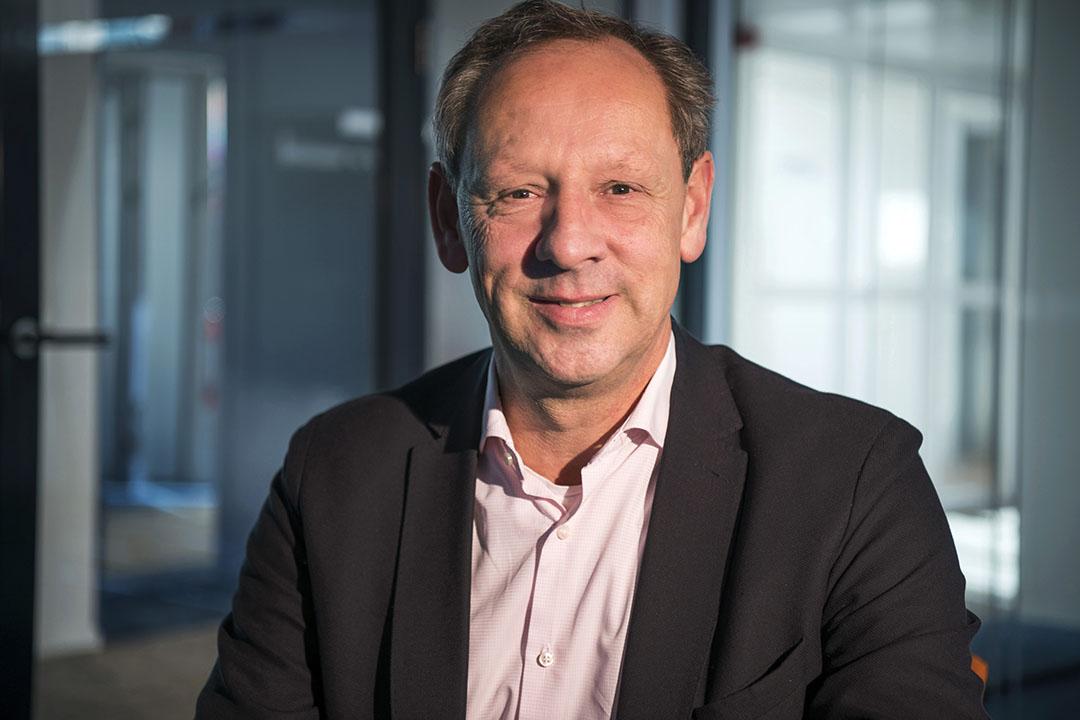 SMK-directeur Gijs Dröge: