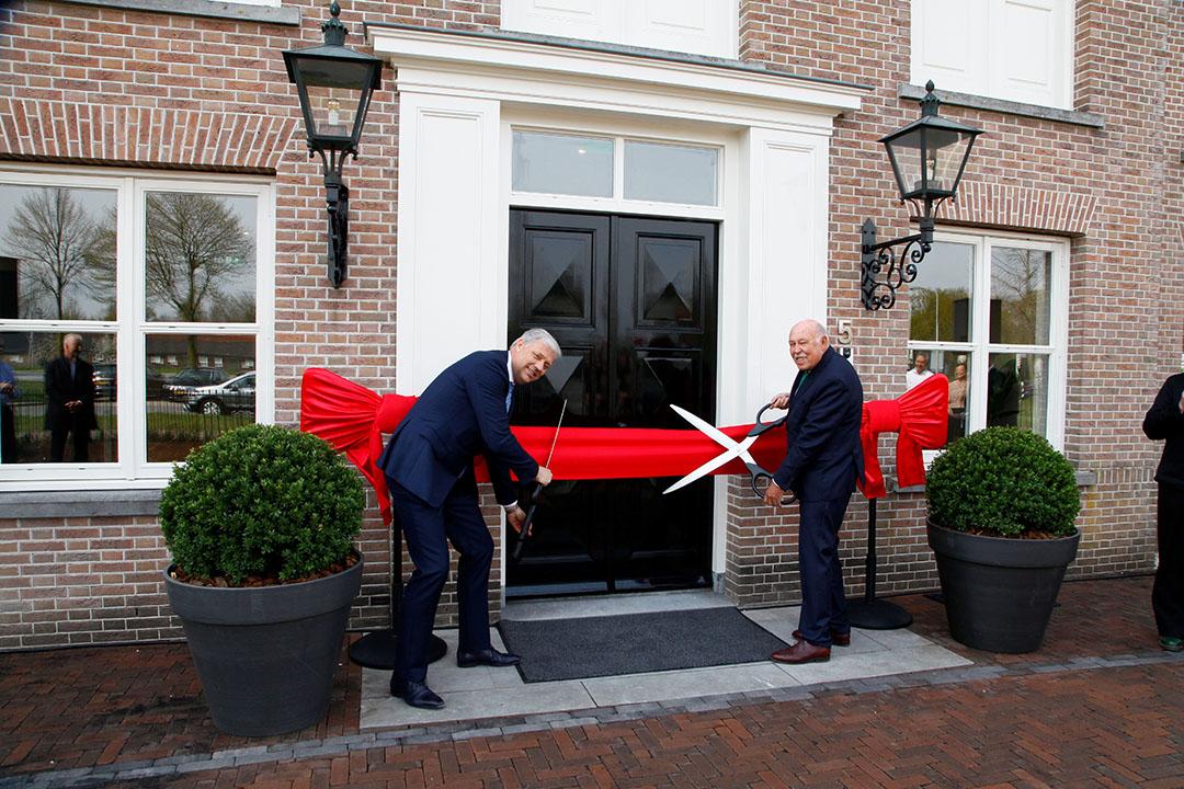 De opening van het nieuwe kantoorpand van Melkweg. Foto: Melkweg