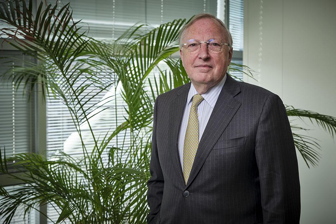 Tjibbe Joustra is voorzitter van AgriNL. - Foto: Roel Dijkstra