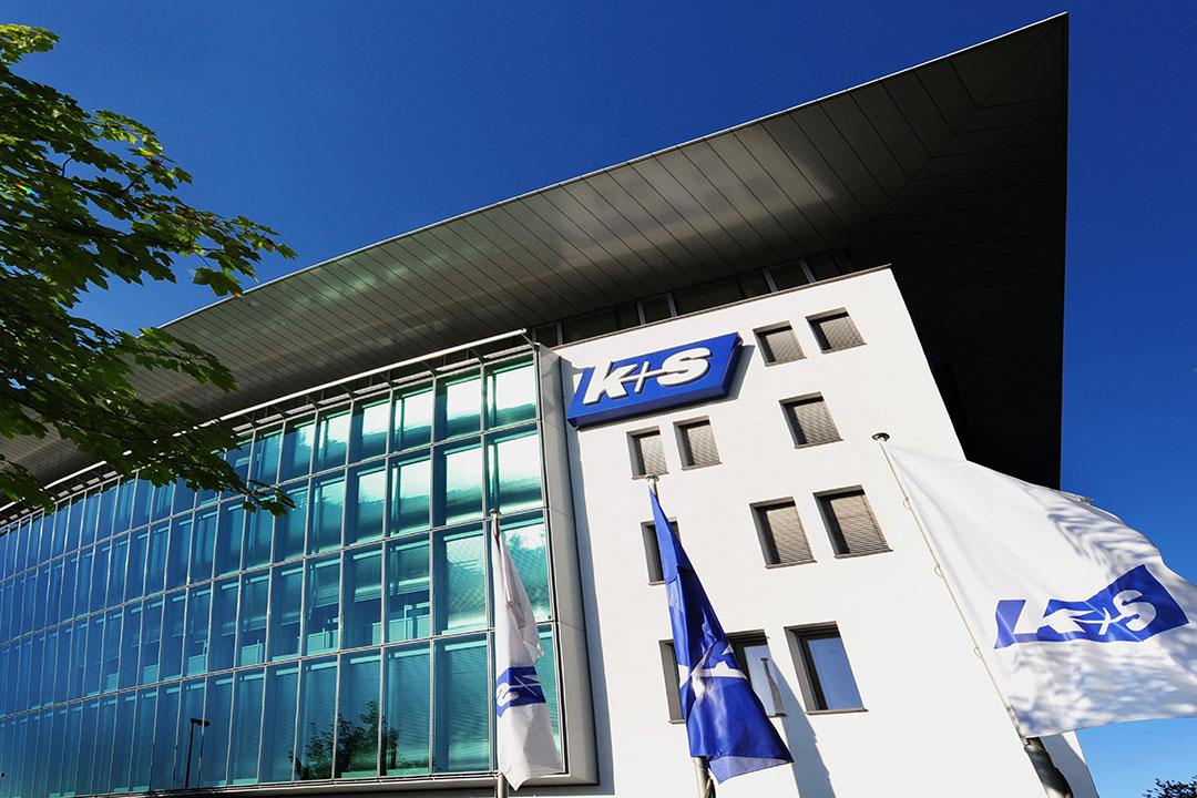 Hoofdkantoor van K+S in het Duitse Kassel. - Foto: K+S