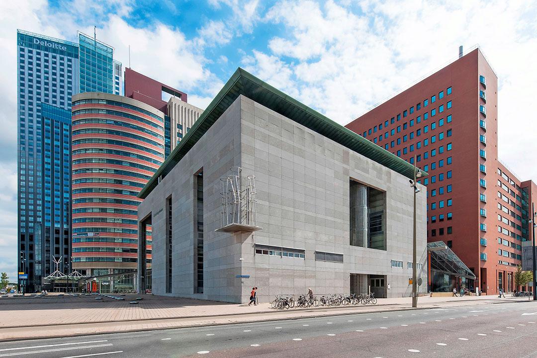 Rechtbank Rotterdam. Foto: de Rechtspraak