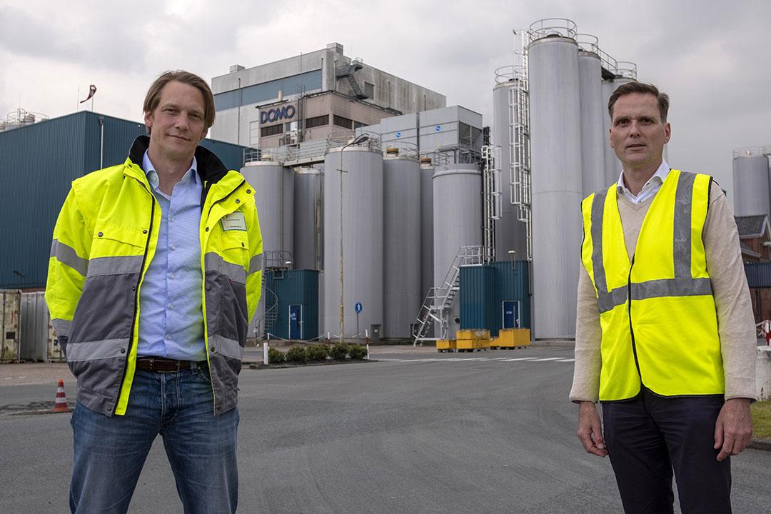 Carl Eric Grootendorst (L) en Sikko van der Tuin (R). Foto: Jan Willem van Vliet