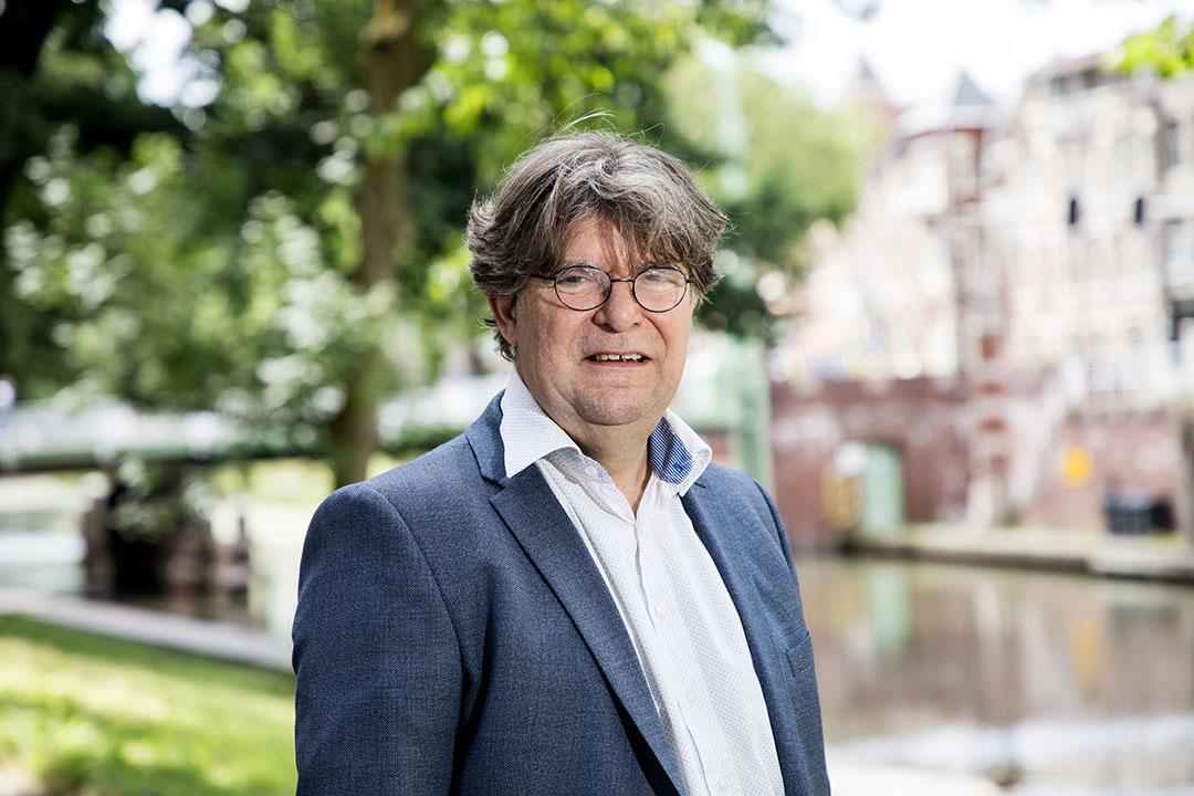 Wim van der Sande, directeur Centraal Orgaan voor Kwaliteitsaangelegenheden in de Zuivel (COKZ). - Foto: Herbert Wiggerman