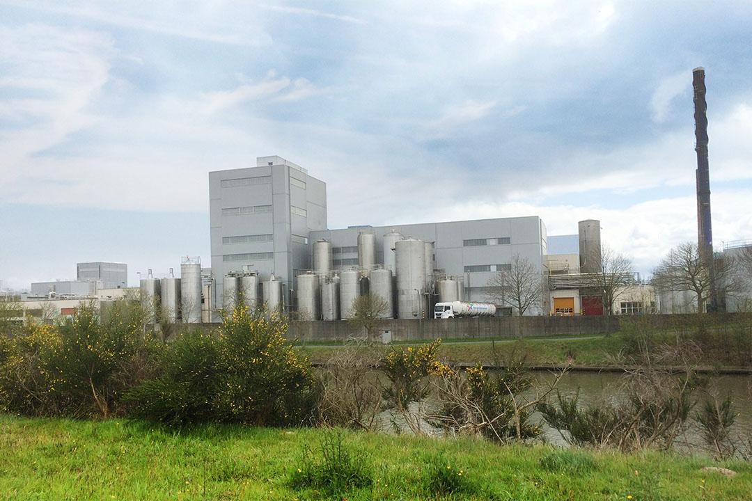 Milcobel-fabriek in Aalter (België). - Foto: RFC