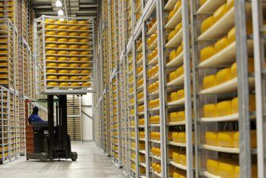 Kaas blijft het belangrijkste zuivelproduct. Daarvan werd in 2020 963.000 ton geproduceerd, een toename van 4%. - Foto: ANP