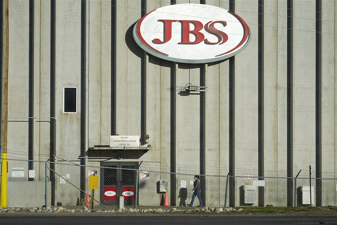 De cyberaanval begin juni trof vooral JBS-vestigingen in de VS en Australië. Foto: ANP