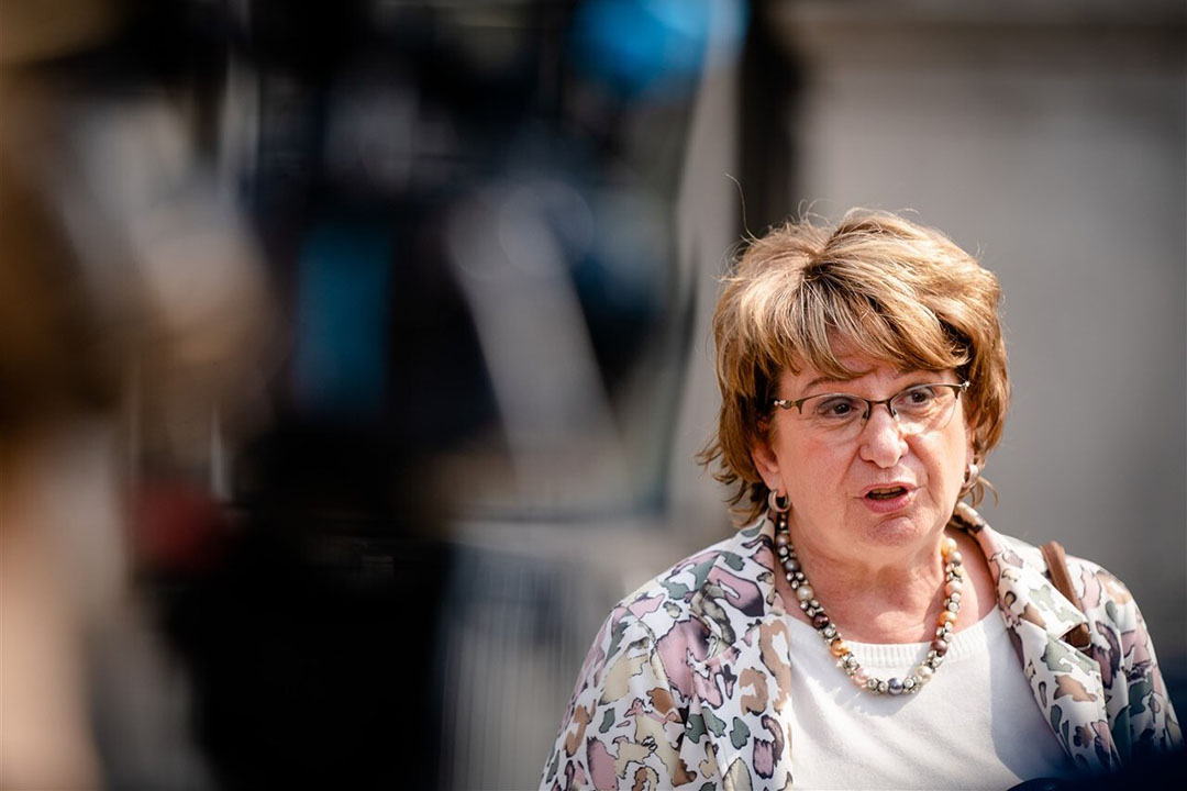 Informateur Mariëtte Hamer. - Foto: ANP