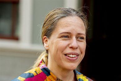 Demissionair landbouwminister Carola Schouten - Foto: ANP