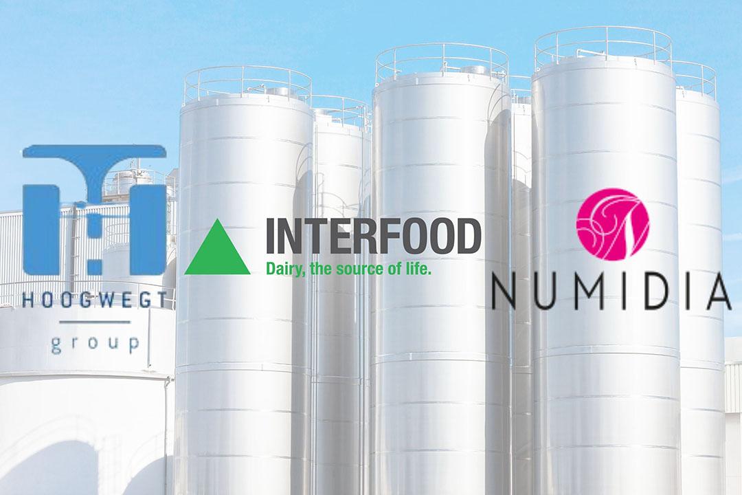 Afbeelding: Canva en Hoogwegt Group, Interfood en Numidia