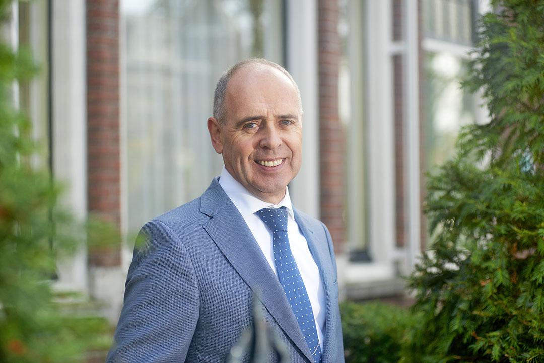 Peter Goumans van Hekkelman advocaten. - Foto: Van Assendelft Fotografie