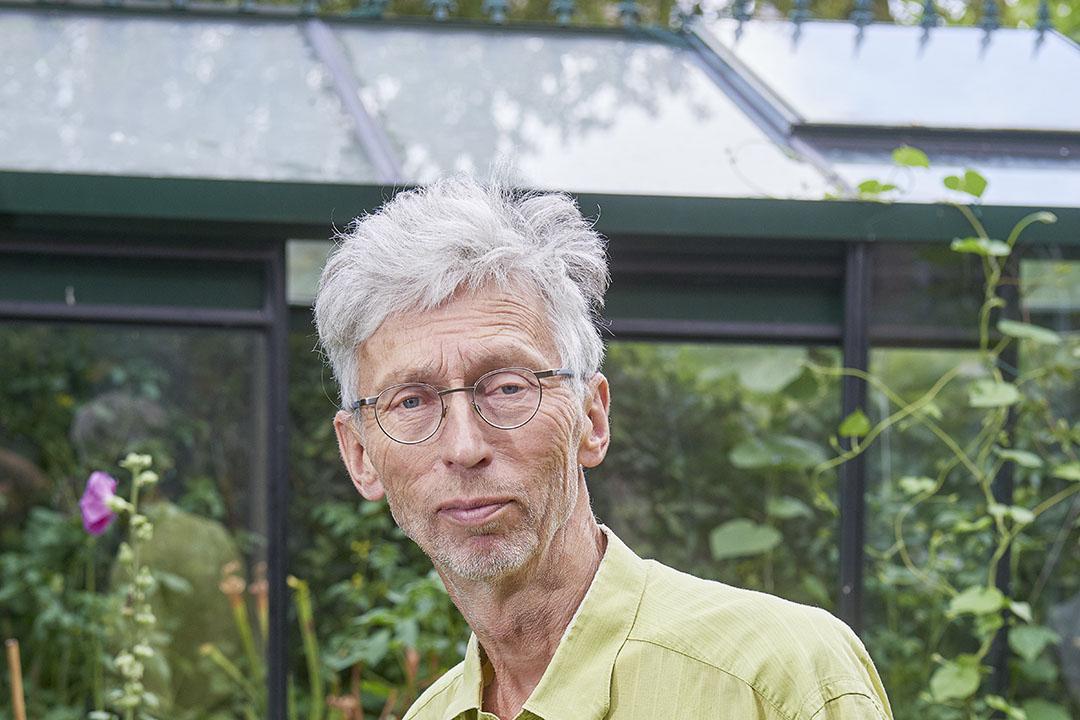 Johan Vollenbroek is voorzitter van Mobilisation for the Environment (MOB). - Foto: Van Assendelft Fotografie