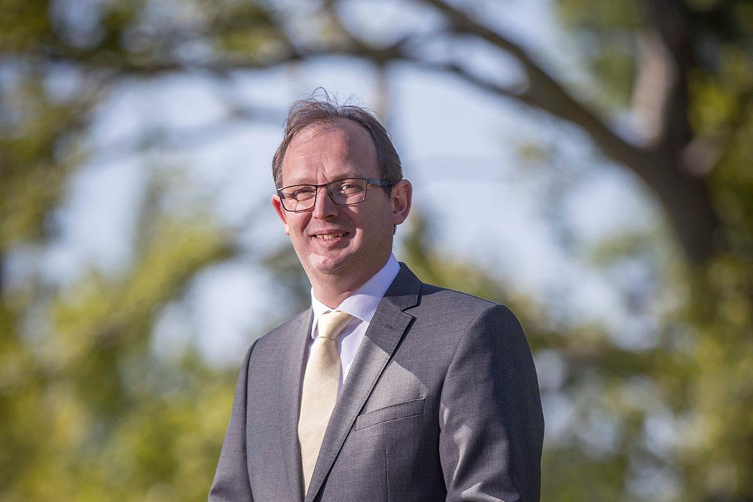 Bert-Jan Ruissen (SGP), Europarlementariër. - Foto: Roel Dijkstra