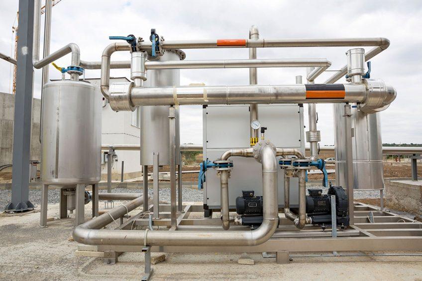 De prijs voor vloeibaar gemaakt gas (LNG) blijft hoog, veel gaat er nog naar de Aziatische markt. - Foto: Canva