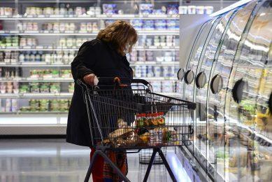 De deelnemende supermarkten achter de Initiative Tierwohl (ITW) zijn Aldi (Nord en Süd), Edeka, Lidl/Kaufland, Netto Marken Discount, Penny en Rewe. Foto: ANP