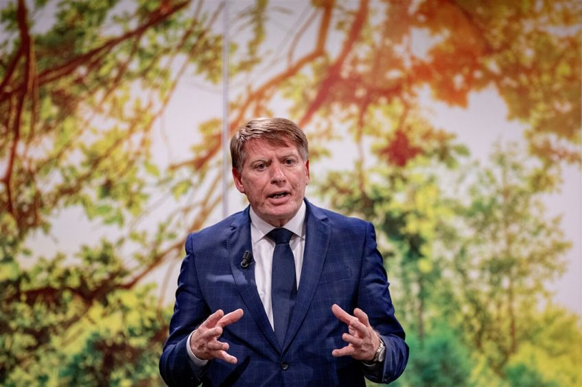 """LTO-voorzitter Sjaak van der Tak: """"Het is van groot belang dat het verdienvermogen van agrarisch ondernemers op peil blijft."""" - Foto: ANP"""