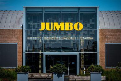 Hoofdkantoor van Jumbo in Veghel. - Foto: ANP