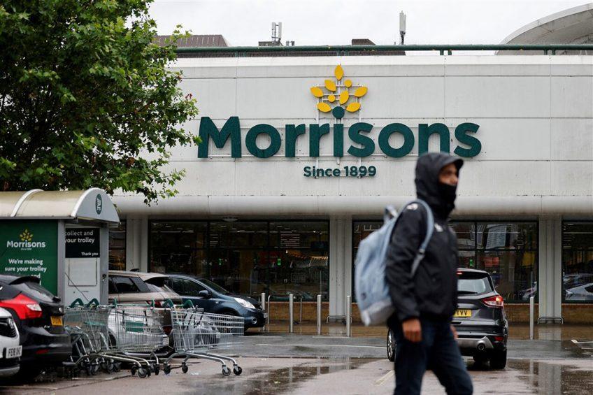 Morrisons is de vierde Britse supermarkt met een marktaandeel van rond 10% en een omzet van €20,4 miljard. Foto: ANP