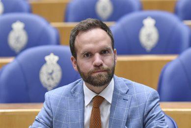 """Het plan van CDA kost zo'n €1,5 tot €2 miljard per jaar. """"Dat moet de samenleving betalen, want we hebben de boeren keihard nodig"""", zegt CDA-Kamerlid Derk Boswijk. - Foto: ANP"""