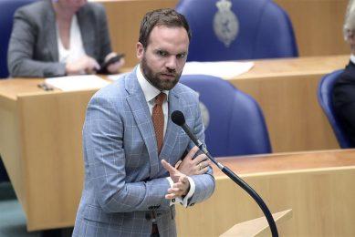 Tweede Kamerlid Derk Boswijk is landbouwwoordvoerder van het CDA. Foto: ANP