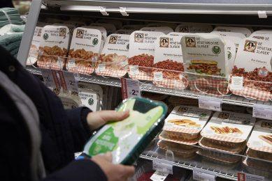 voedingswaarde vleesvervangers