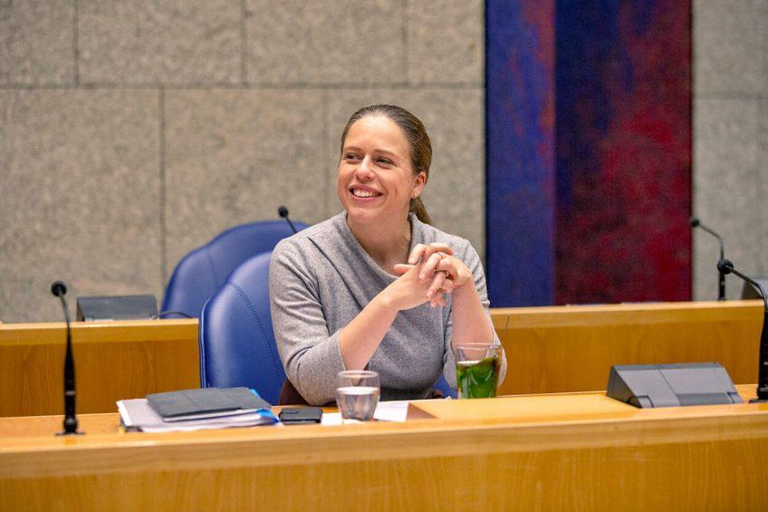 Demissionair landbouwminister Carola Schouten - Foto: Roel Dijkstra