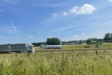 Tot nu toe gold voor de vergunningverlening van infrastructurele projecten een afstandsgrens van 5 kilometer. - Foto: Martijn ter Horst