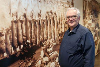 Stan Quinten, commercieel manager van Best Star Meat, de ketenregisseur van Varken op z'n Best. - Foto: Bert Jansen