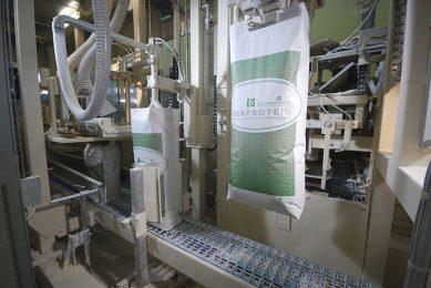 Fabriek van Sojaprotein in Servië. Met de overname wil ADM haar productiecapaciteit van plantaardige eiwitten vergroten. - Foto: Sojaprotein