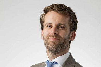 Hylke Brunt (36) is algemeen secretaris van Vavi. - Foto: Bart van Vliet