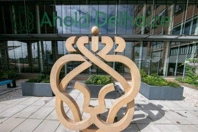 Het hoofdkantoor van Ahold Delhaize in Zaandam. - Foto: ANP