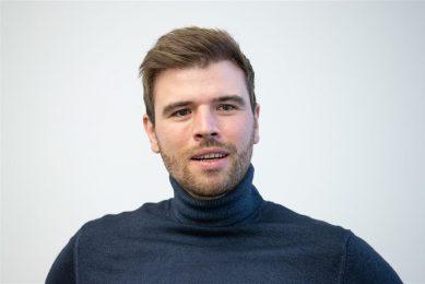 Maximilian Tönnies is verantwoordelijk voor de vegetarische tak van Tönnies. - Foto: ANP
