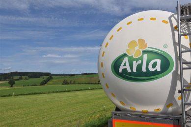 Arla is het eerste zuivelbedrijf die de voorschotprijs voor september bekendmaakt. - Foto: ANP