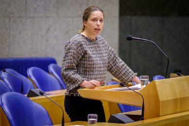 Of Carola Schouten opnieuw zal terugkeren als minister van Landbouw, Natuur en Voedselkwaliteit is nog niet zeker. - Foto: Roel Dijkstra