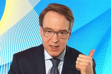 Jens Wiedmann, bestuurder van de Europese en Duitse Centrale Bank. - Foto: ANP /  Imago Stock & People GmbH